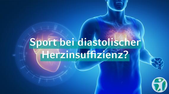 SMHS - Sport bei diastolischer Herzinsuffizienz
