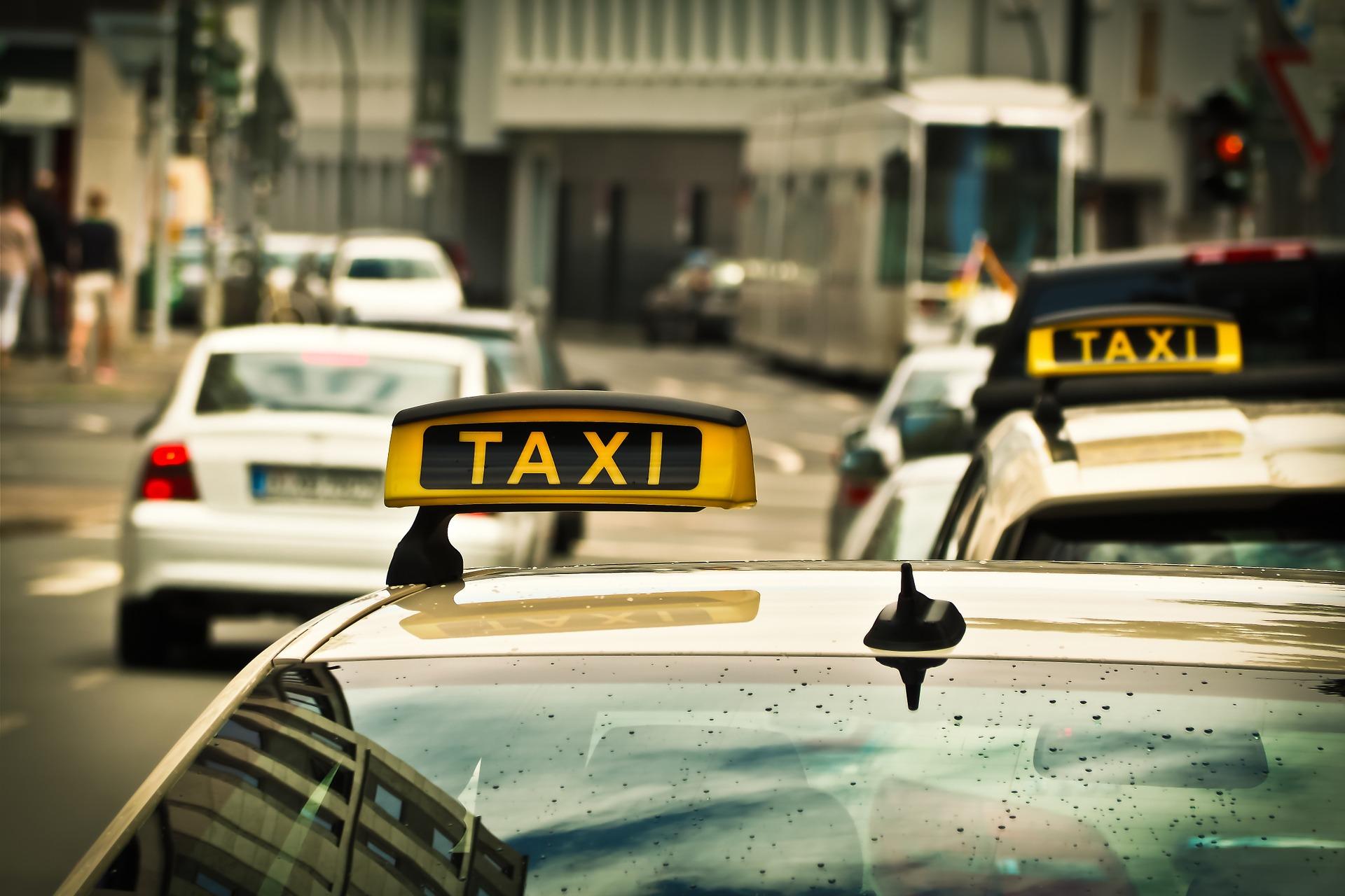 SMHS 2020 - Anreise mit dem Taxi