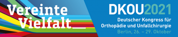 Deutscher Kongress für Orthopädie und Unfallchirurgie (DKOU) 2021