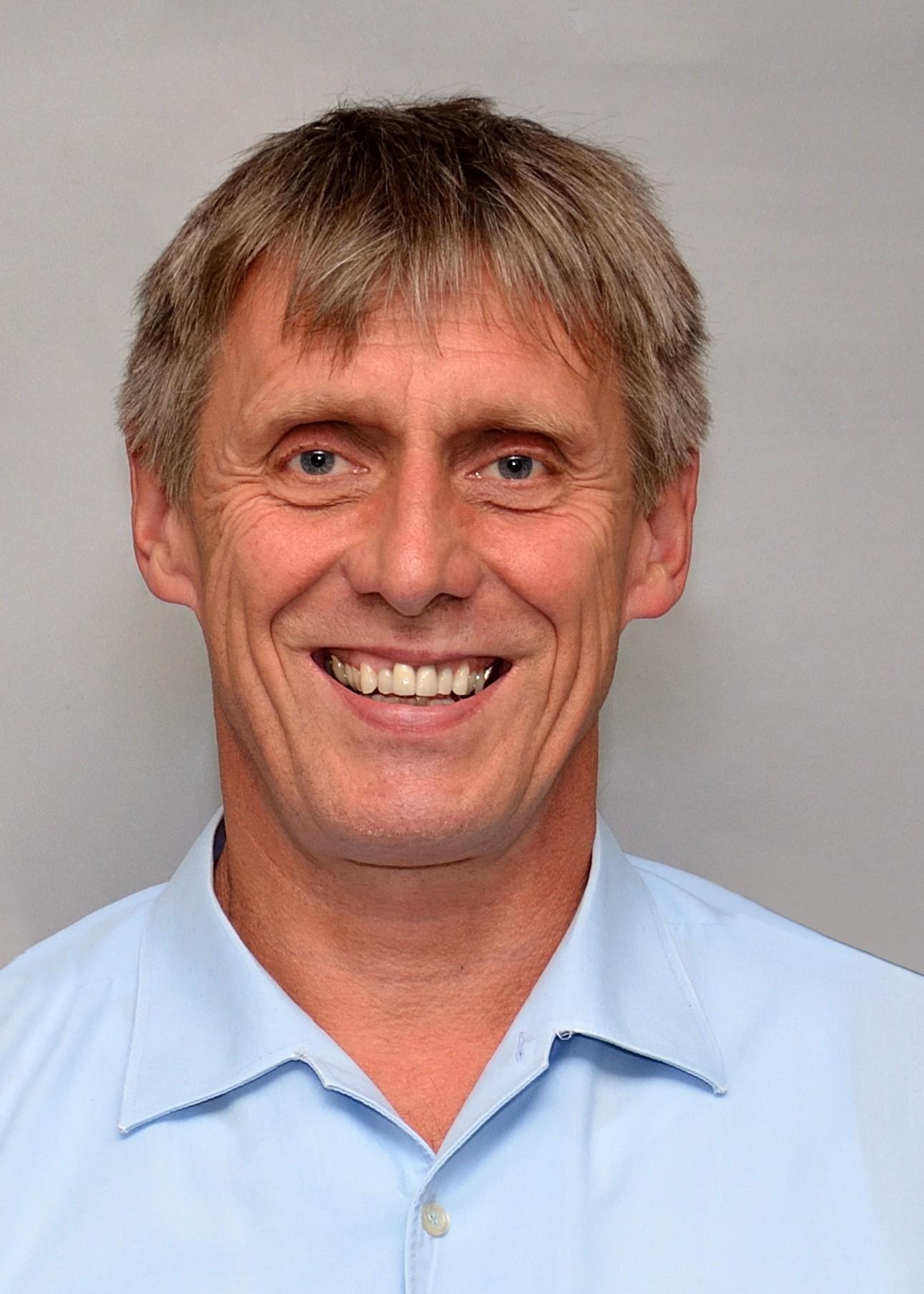 Oberstarzt Prof. Dr. Dieter Leyk