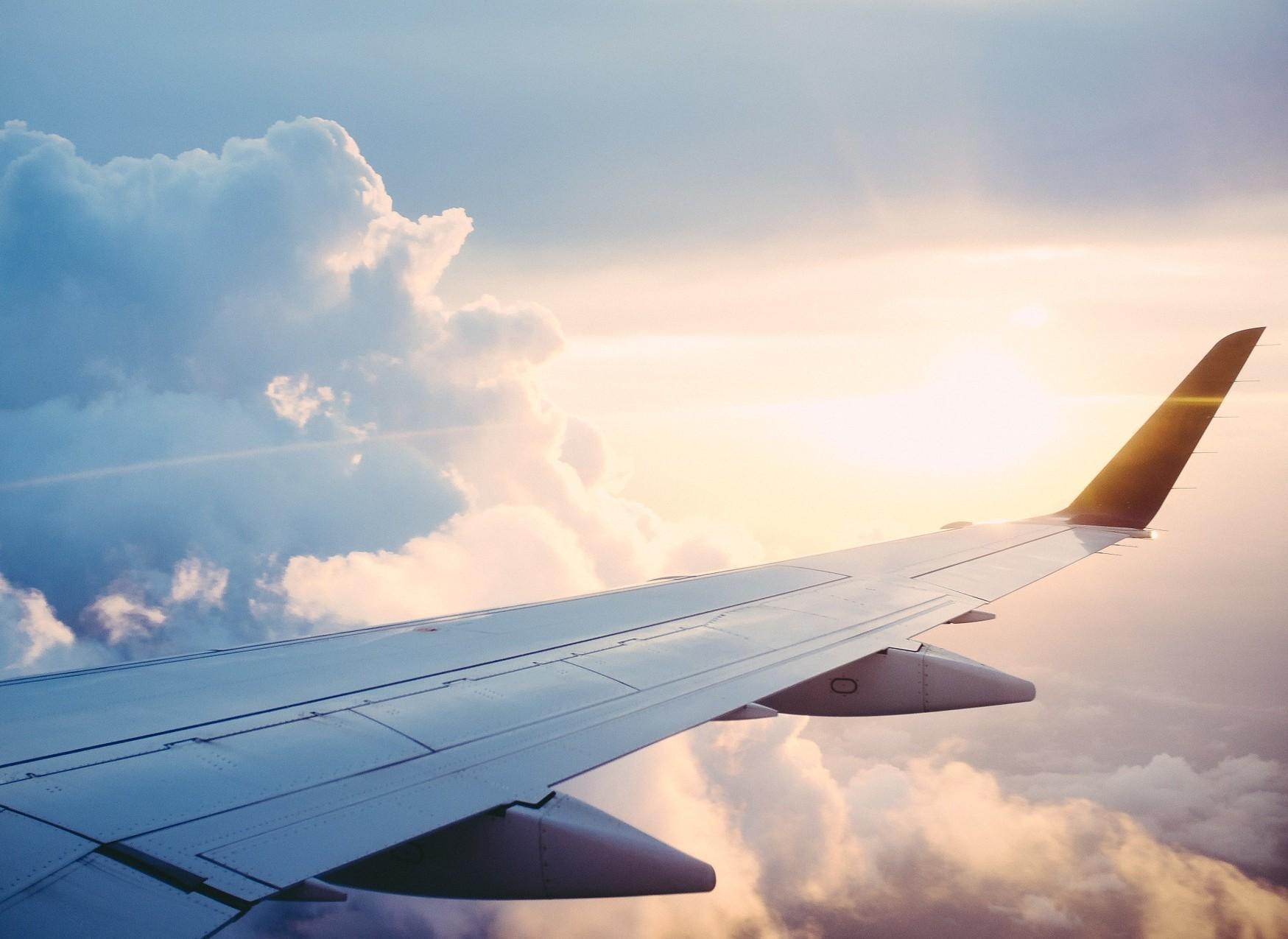 SMHS 2020 - Anreise mit dem Flugzeug