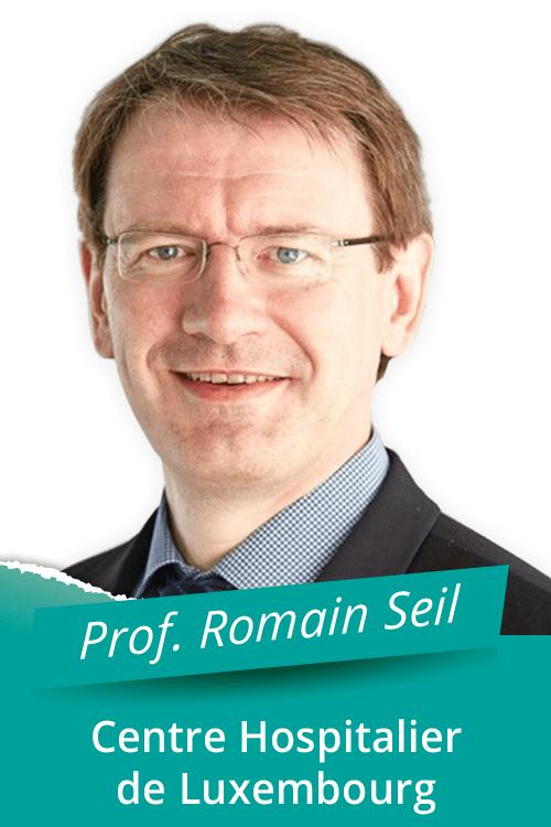 Prof. Romain Seil