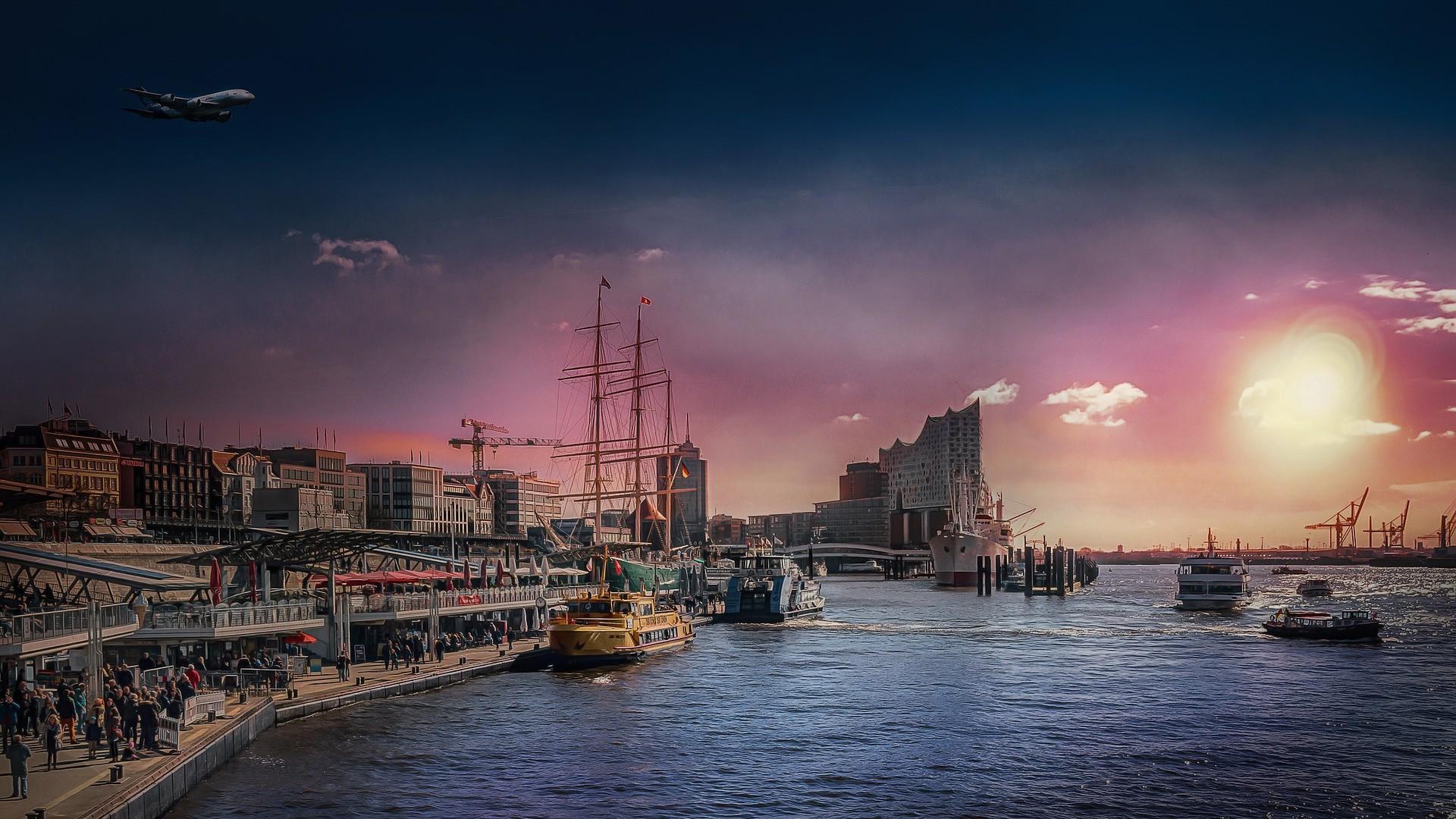 Hamburg Tourismus - Informationen für Touristen
